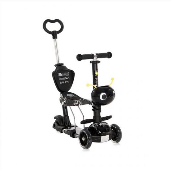 Scooter Smart Plus Black Flash