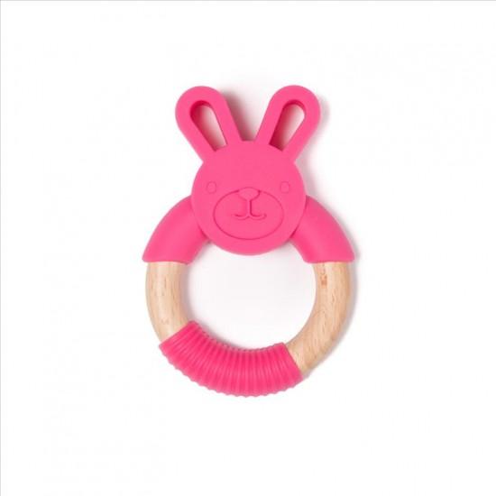 Μαστητικό Rabbit Pink