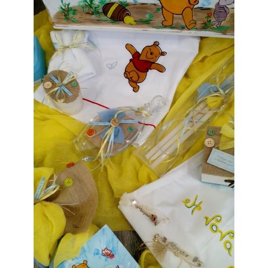 Πλήρες πακέτο βάπτισης Winnie the Pooh
