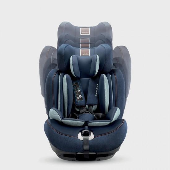 Κάθισμα Αυτοκινήτου Gemino I-Fix 9-36kg Black από την inglesina