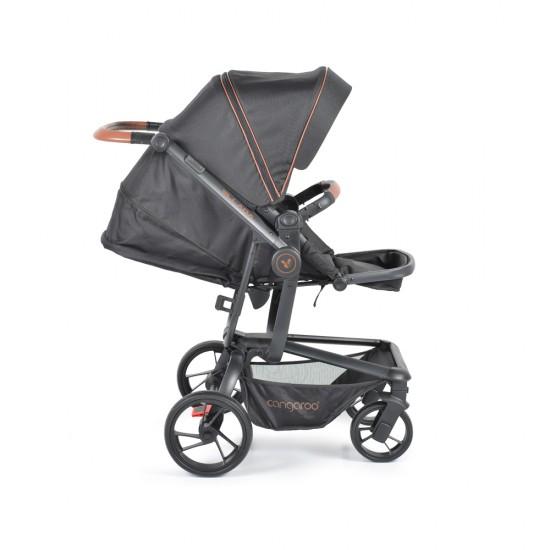 Cangaroo stroller 3 in 1Ellada Beige