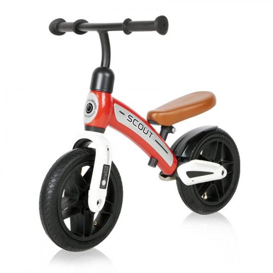 Ποδήλατο ισορροπίας Balance bike scout air red