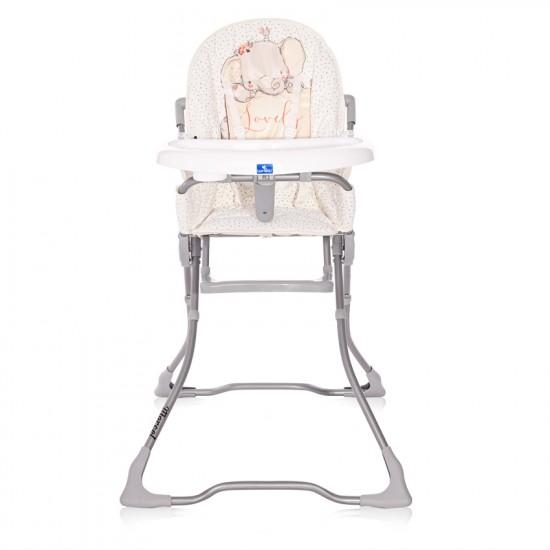 High Chair Marcel Grey Elephant
