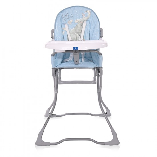 High Chair Marcel Tender Blue Fun