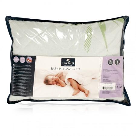 Lorelli lime baby pillow