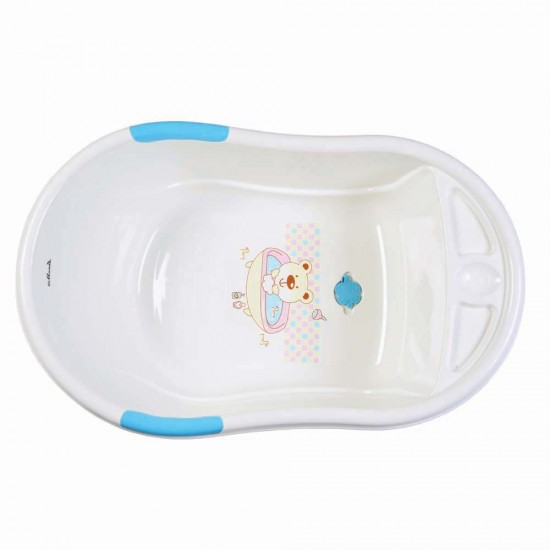 Lilly blue baby bath from moni