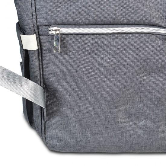 Cangaroo mama bag amelia dark grey