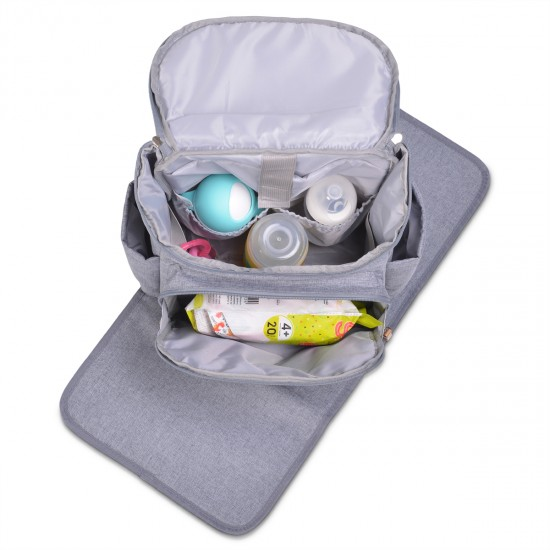 Cangaroo backpack megan grey