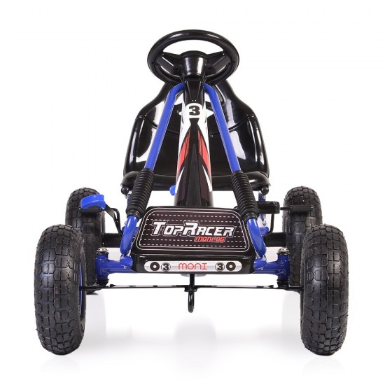 Go Kart Top Blue Από Την Moni
