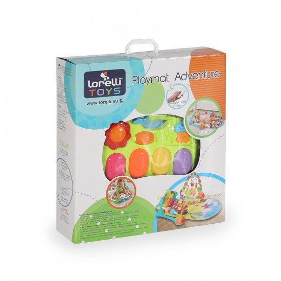 PlayMat Adventure With Remote Control 3+