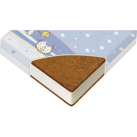 Mattress 70Χ140 holiday thickness 10 points