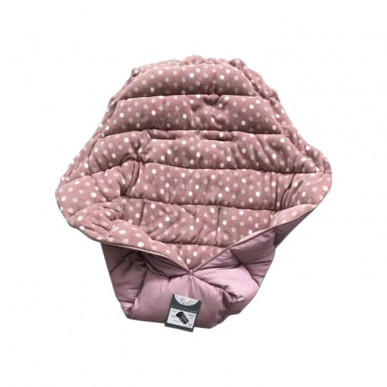 Cuddle Pink sleeping bag